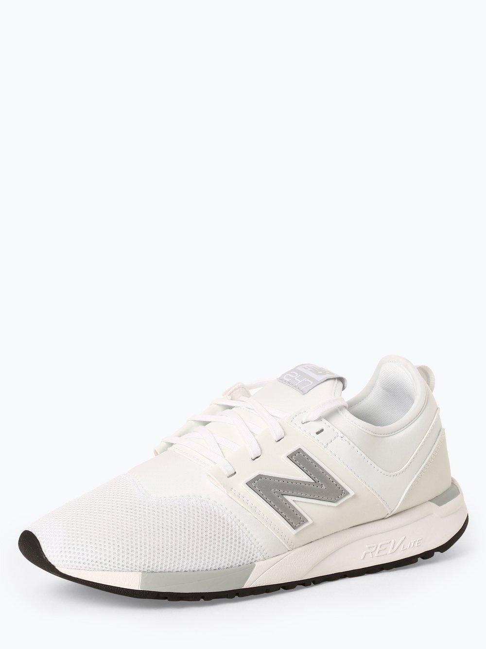 New Balance - Tenisówki męskie, biały