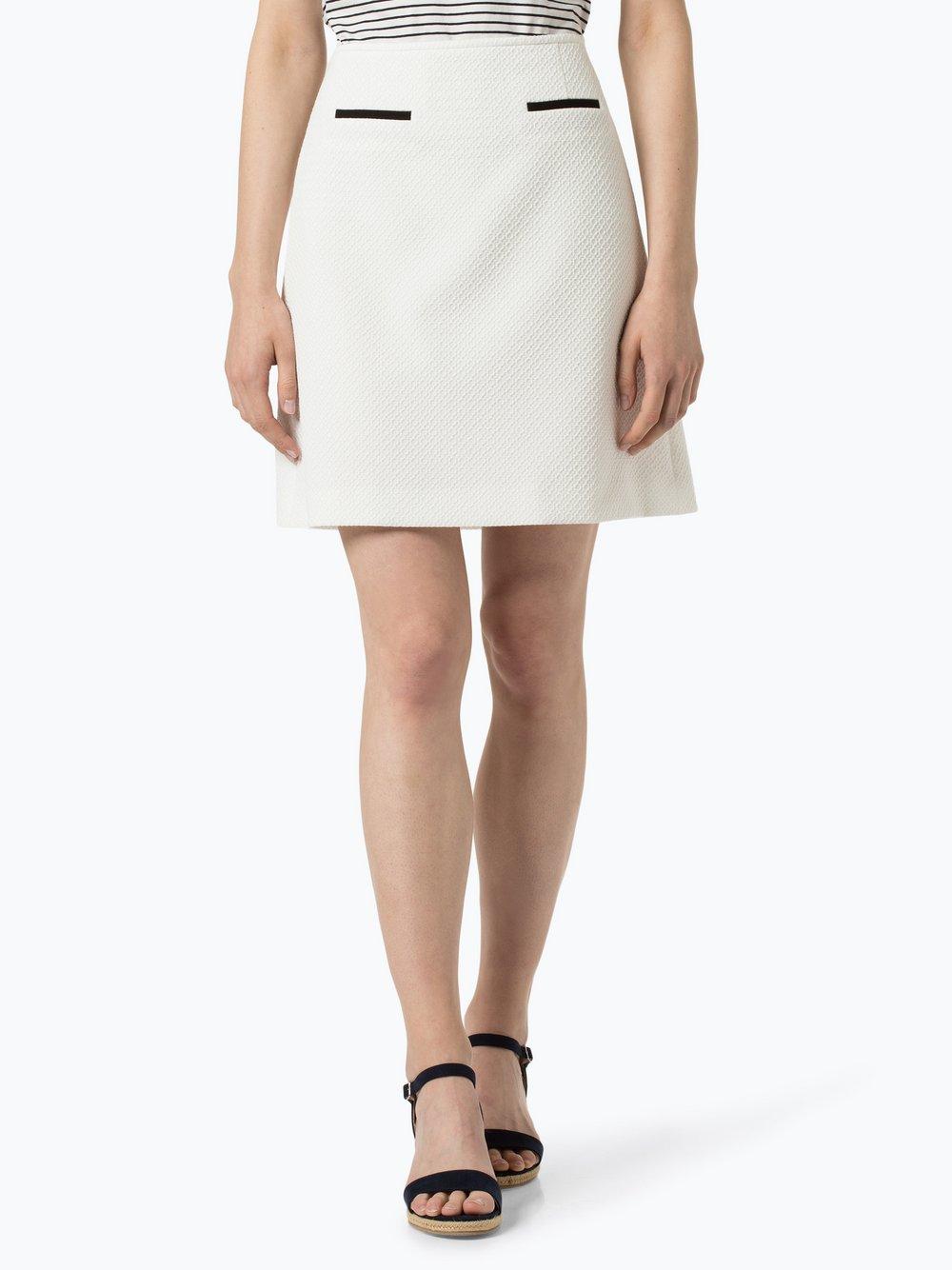 HUGO - Spódnica damska – Relini-4, biały