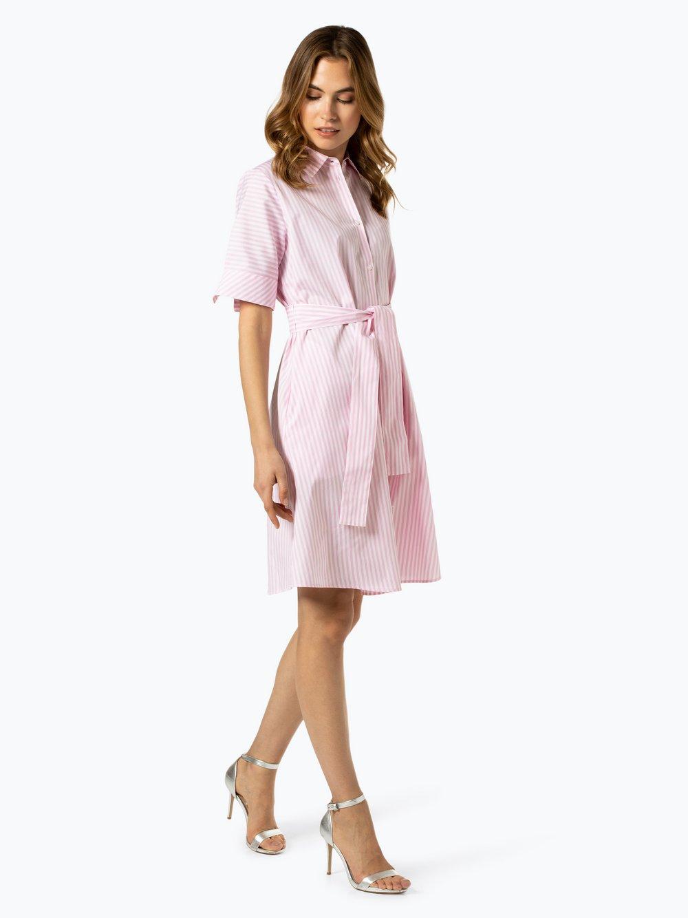 HUGO - Sukienka damska – Ezena, różowy