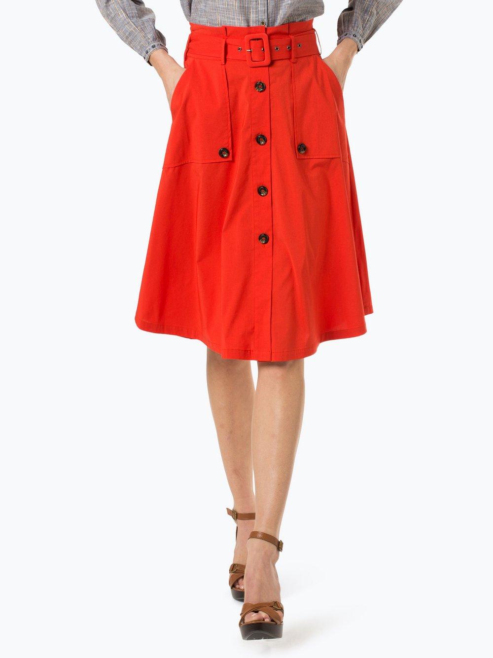 STEFFEN SCHRAUT – Spódnica damska, czerwony Van Graaf 424279-0001-00420