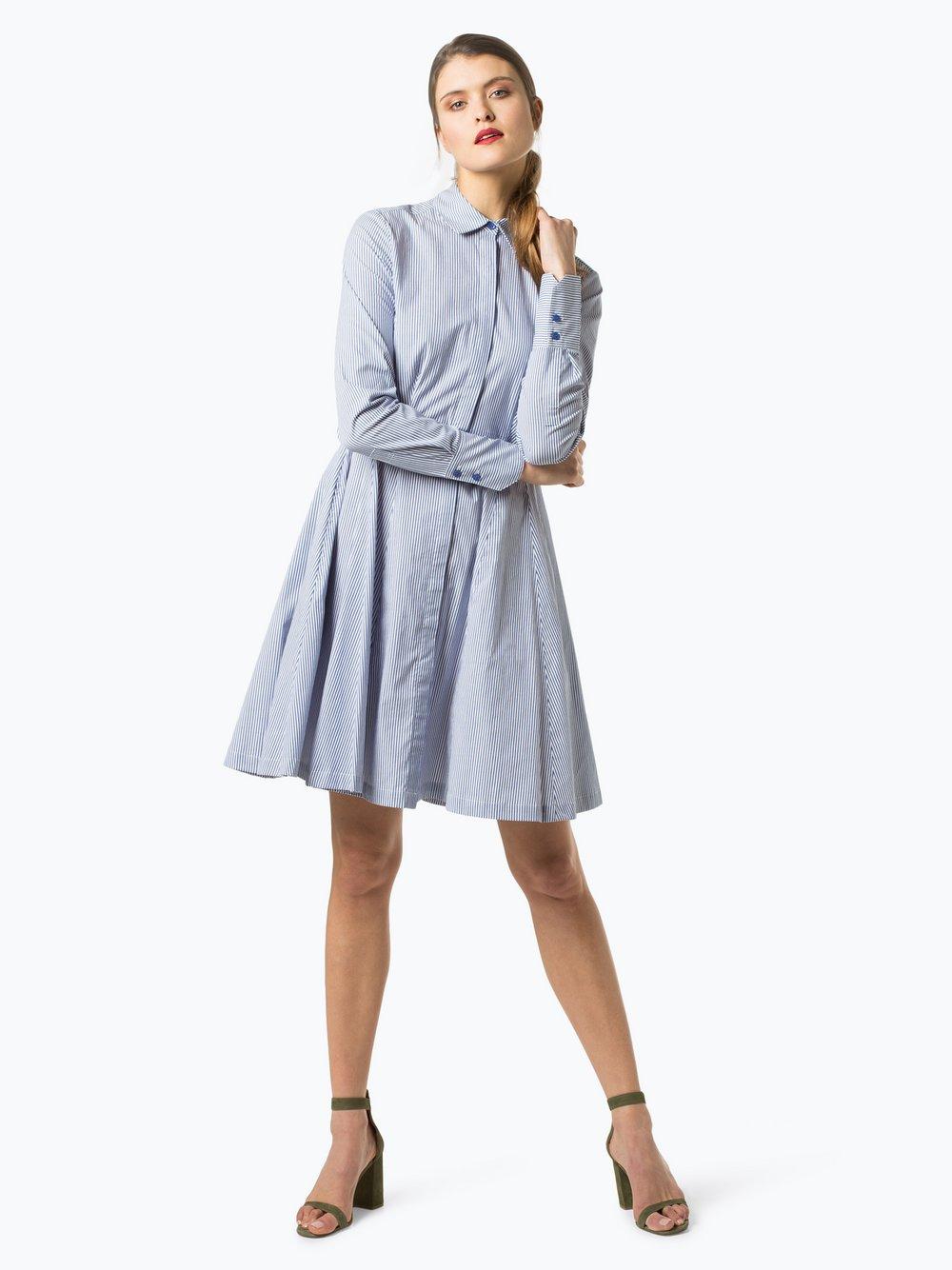STEFFEN SCHRAUT – Sukienka damska, niebieski Van Graaf 424285-0001