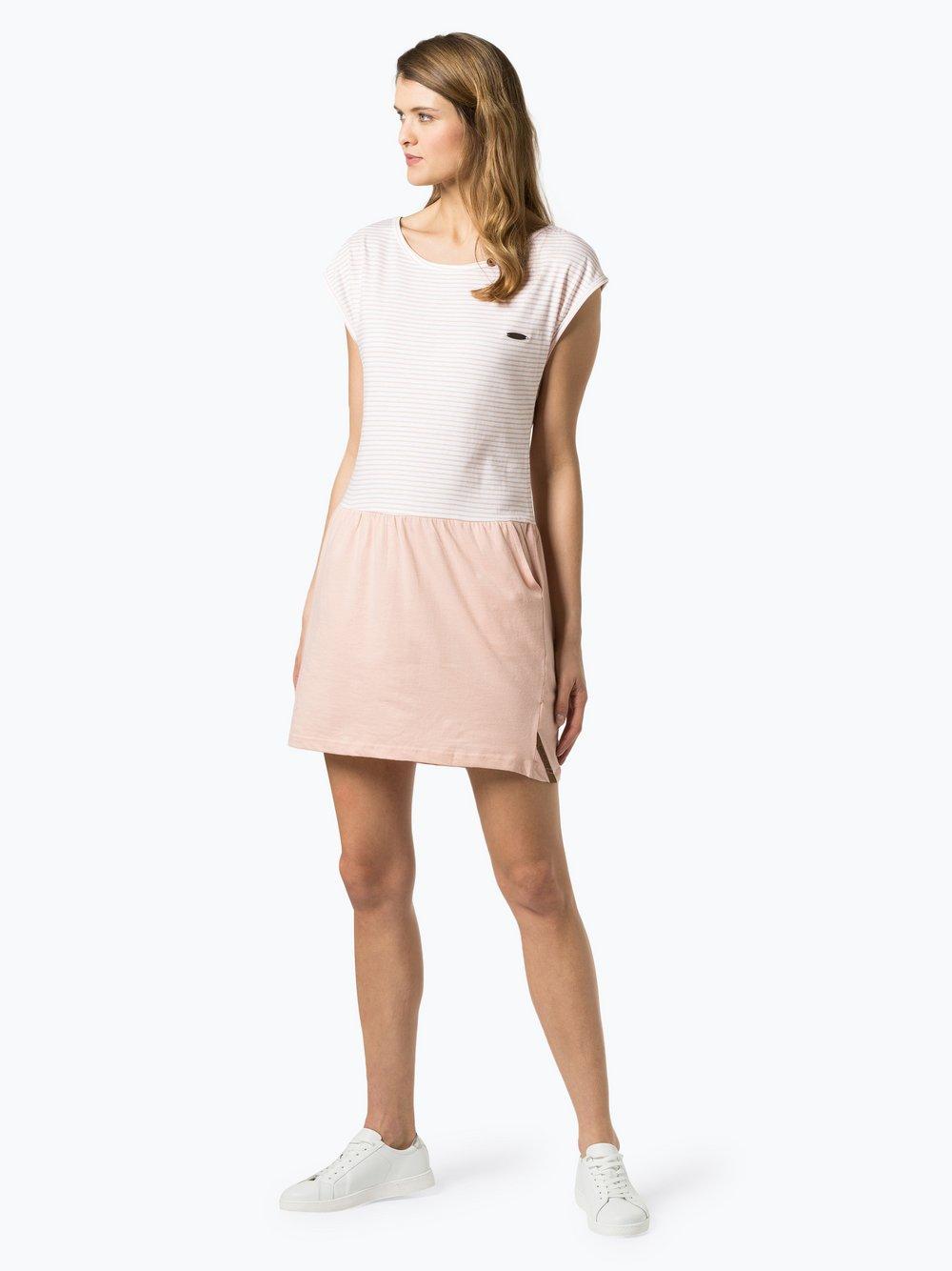 alife and kickin – Sukienka damska, różowy Van Graaf 424337-0001-09920