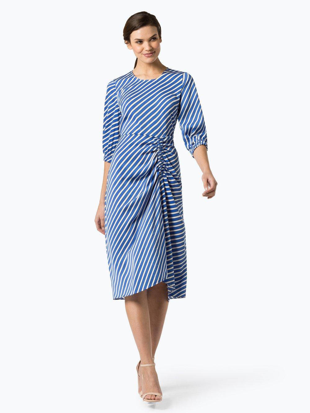 STEFFEN SCHRAUT – Sukienka damska, niebieski Van Graaf 424374-0001