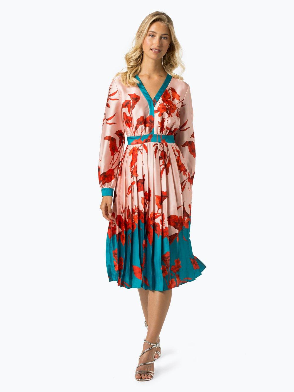 Ted Baker - Sukienka damska – Karolyn, różowy
