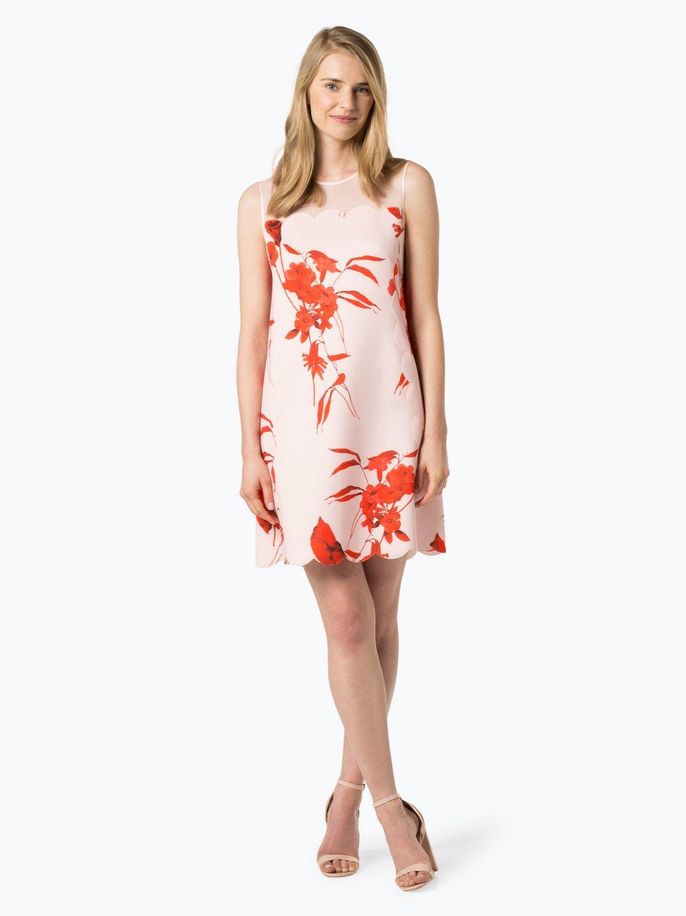 Ted Baker – Sukienka damska – Yaazmin, różowy Van Graaf 424457-0001-00360