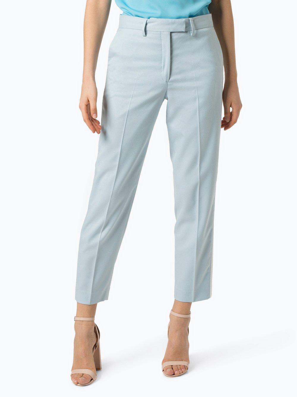 Calvin Klein - Spodnie damskie, niebieski