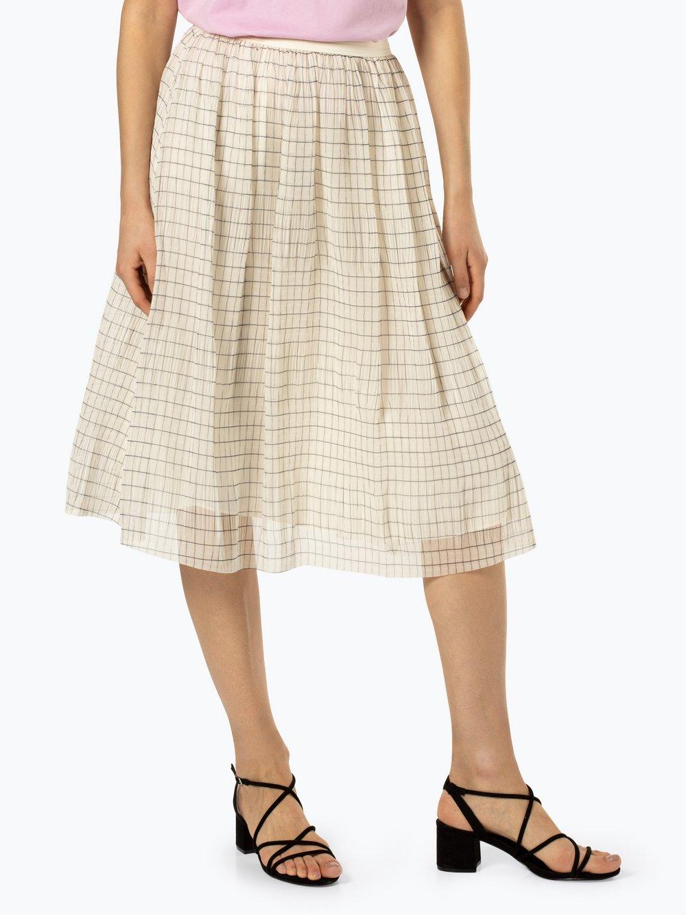 Calvin Klein - Spódnica damska, beżowy
