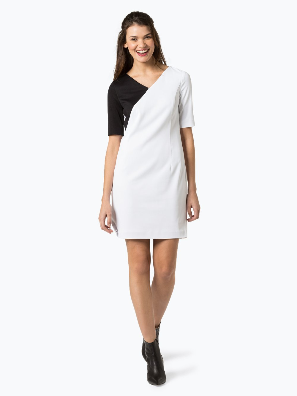 Drykorn - Sukienka damska – Abigail, biały