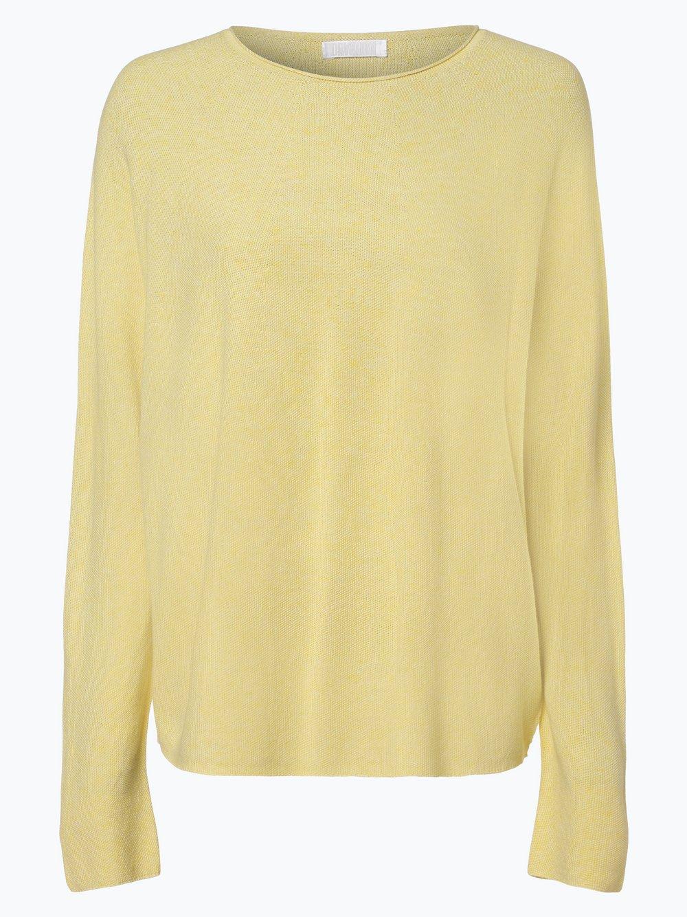 Drykorn - Sweter damski – Maila, żółty