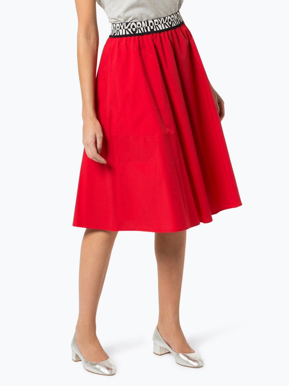 Drykorn - Spódnica damska – Carlotta, czerwony