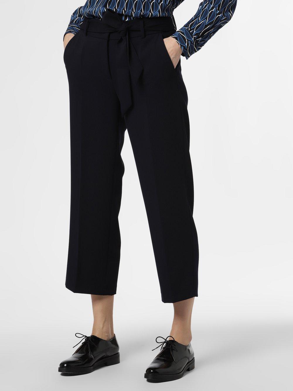 Cambio - Spodnie damskie – Claire, niebieski