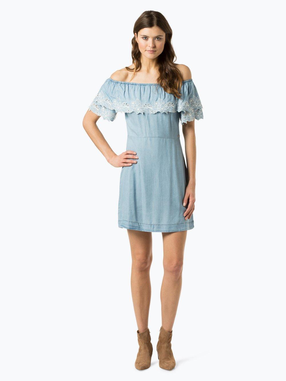 Pepe Jeans - Sukienka damska – Ladies Dress, niebieski