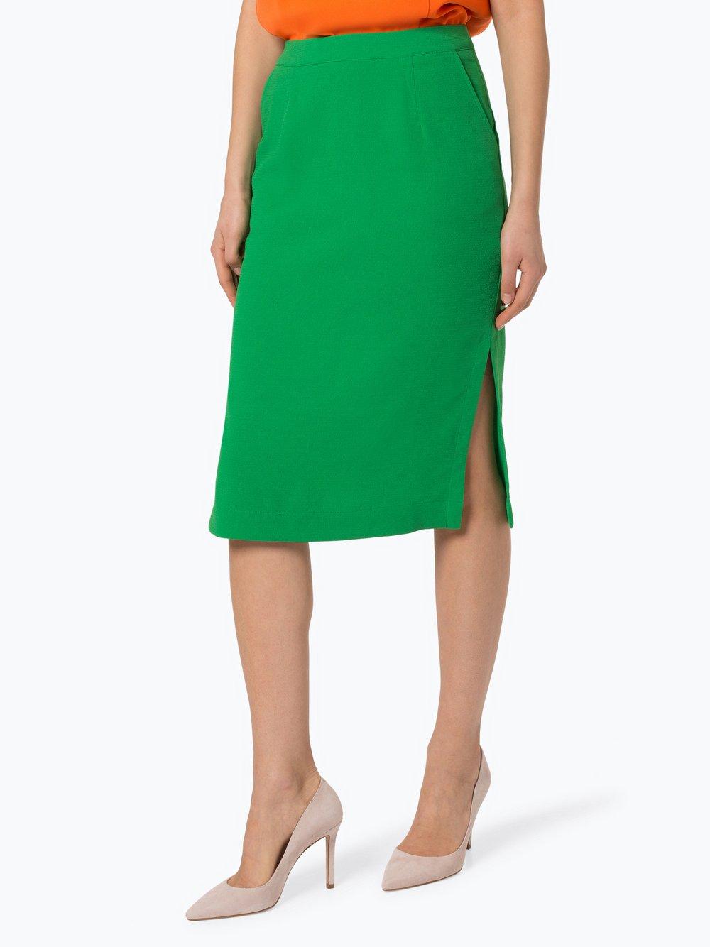 Essentiel Antwerp – Spódnica damska, zielony Van Graaf 428833-0001-00360