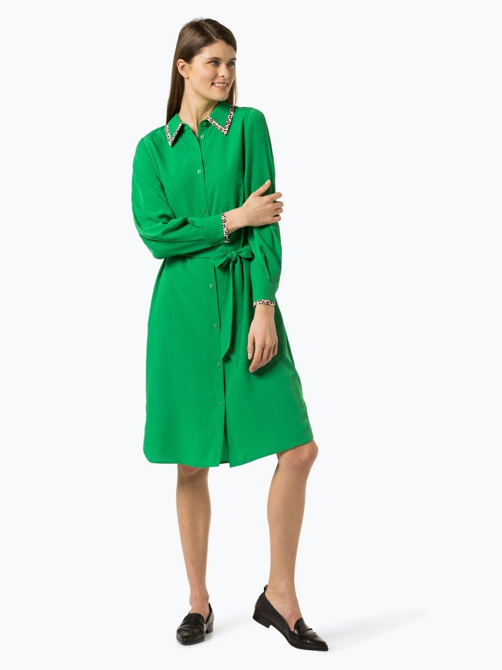 Essentiel Antwerp - Sukienka damska, zielony