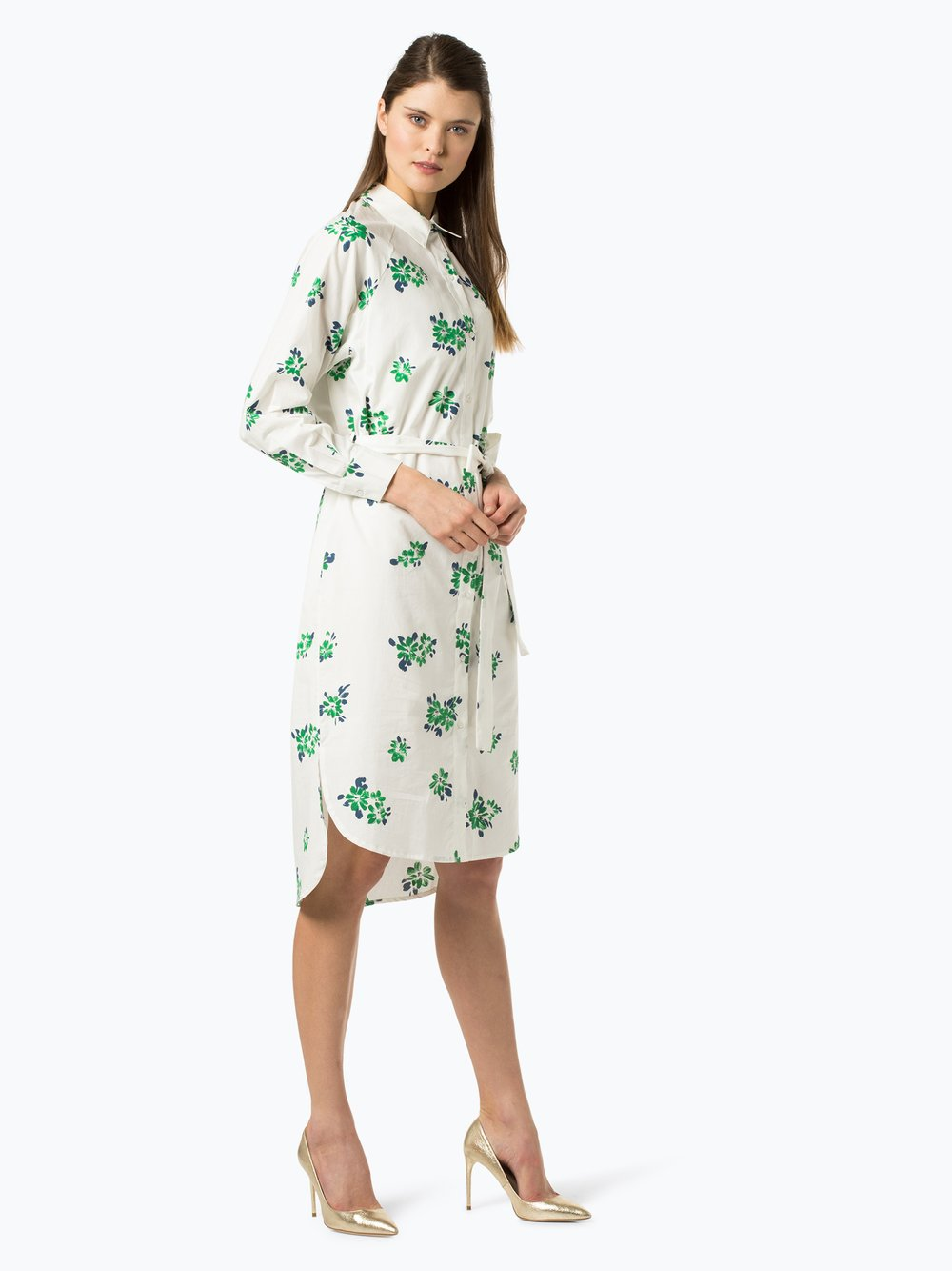 Essentiel Antwerp - Sukienka damska, biały