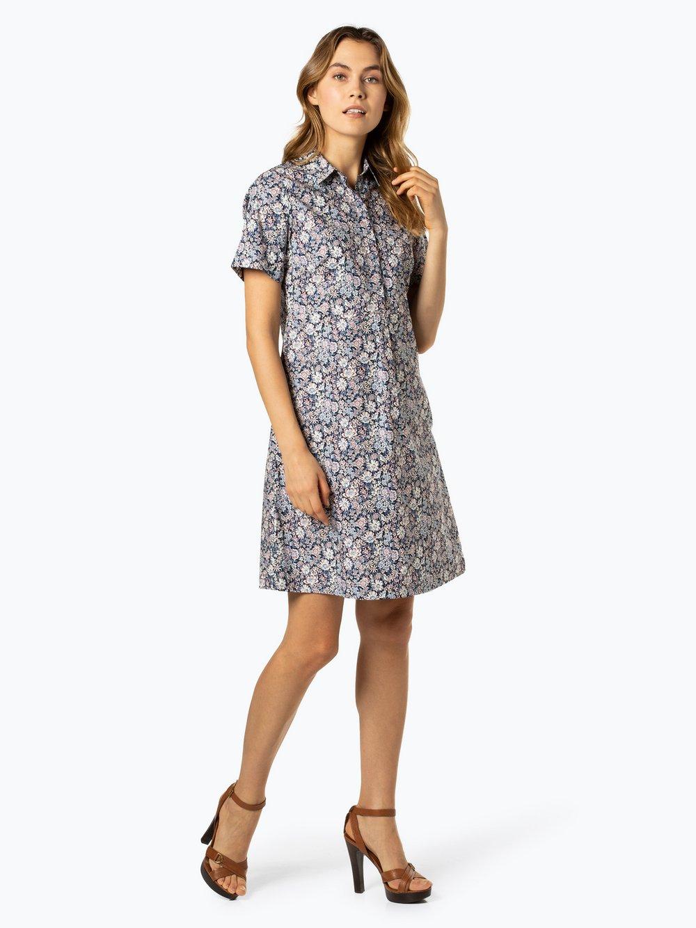 Obraz przedstawiający 0039 Italy - Sukienka damska, niebieski
