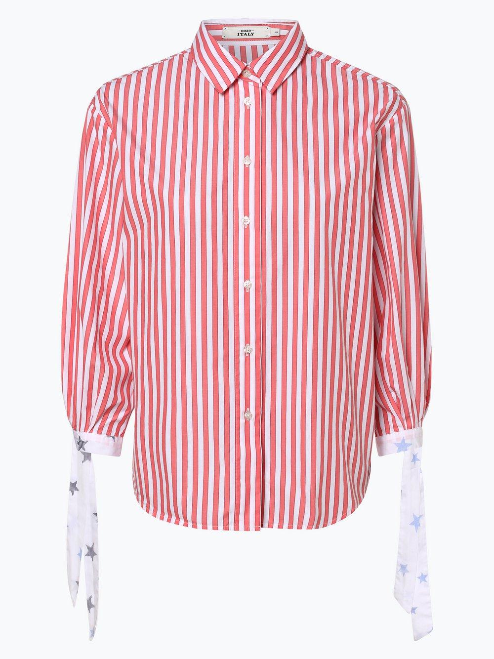Obraz przedstawiający 0039 Italy - Bluzka damska, czerwony