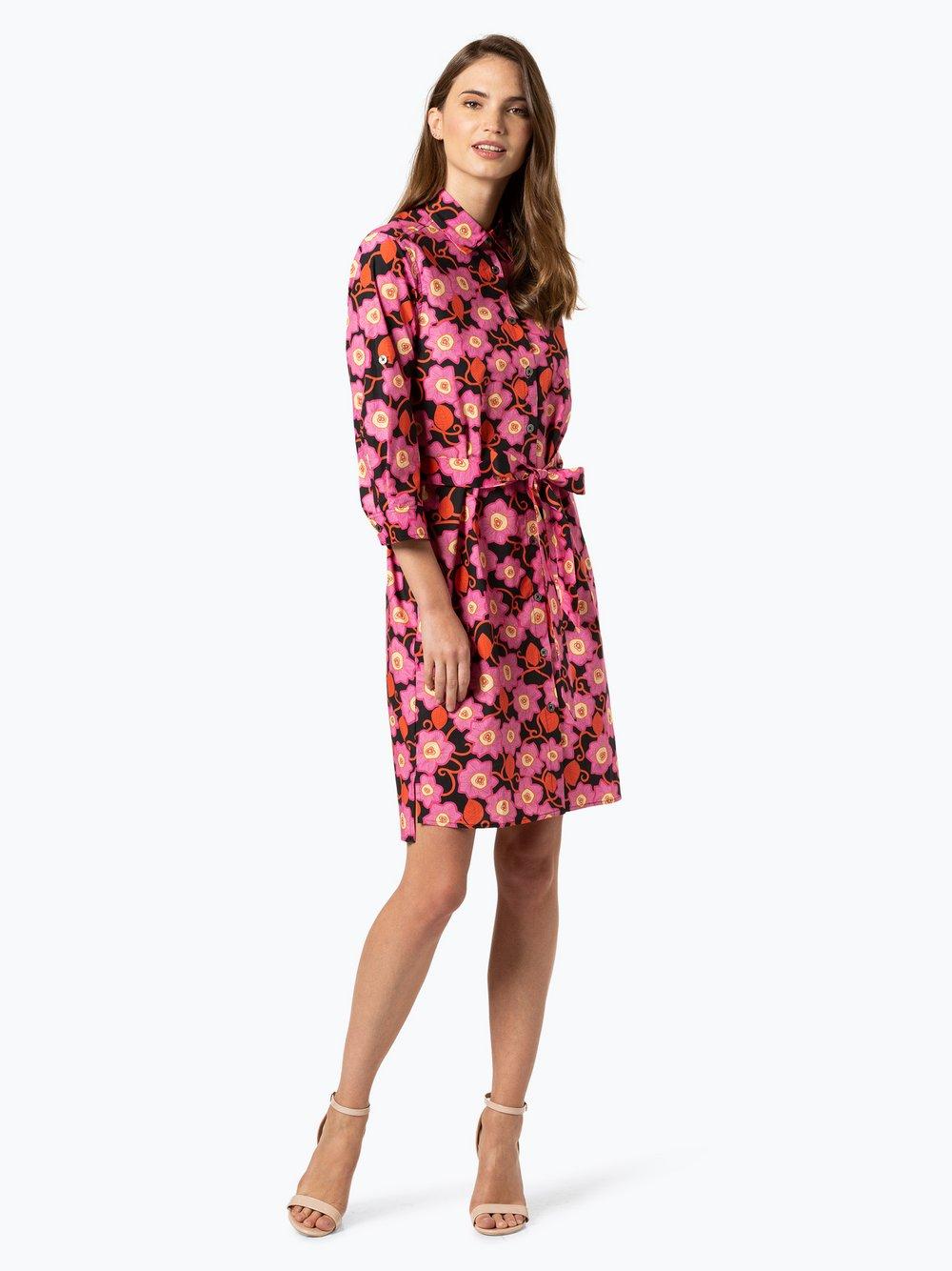 0039 Italy - Sukienka damska, różowy