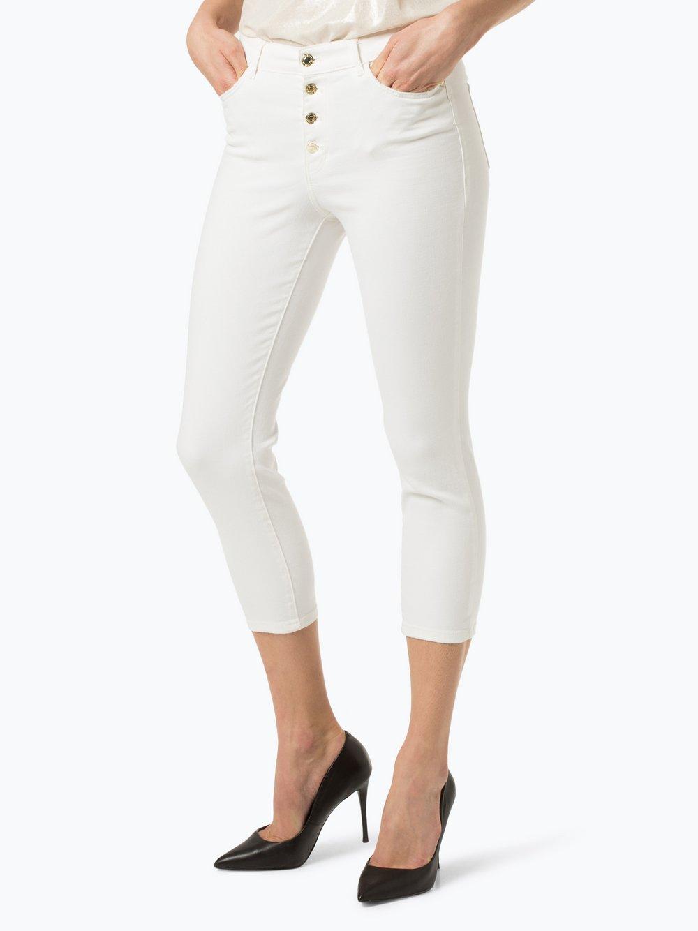 Guess Jeans - Jeansy damskie, biały