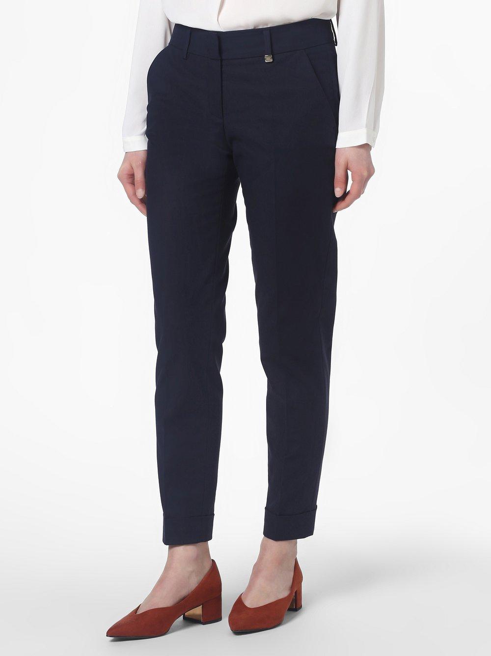 RAFFAELLO ROSSI - Spodnie damskie – Dora, niebieski