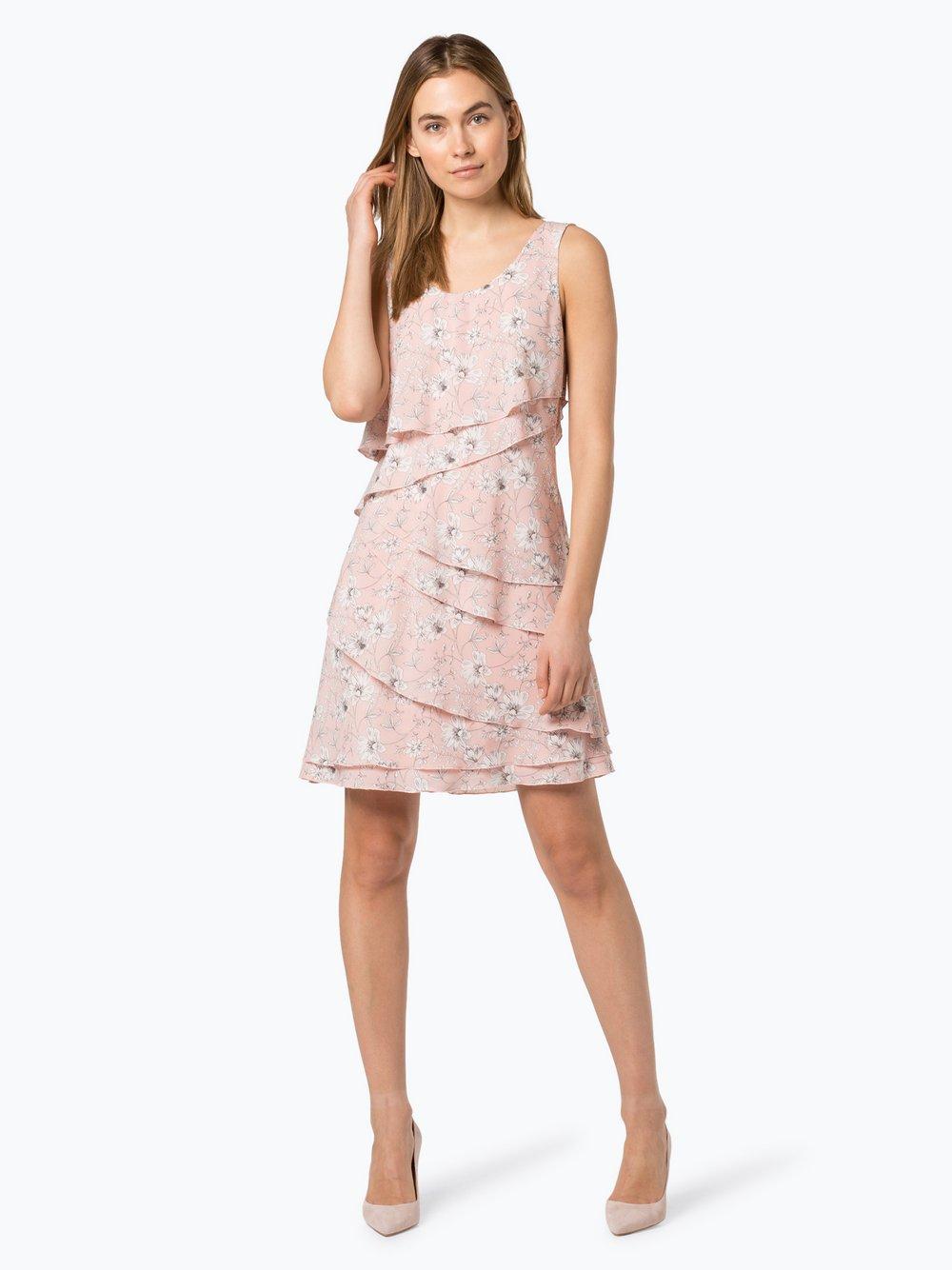 Taifun - Sukienka damska, różowy