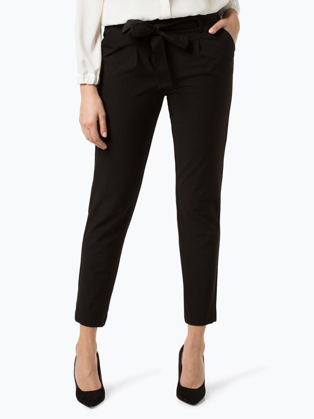 VG – Spodnie damskie, czarny Van Graaf 431685-0003