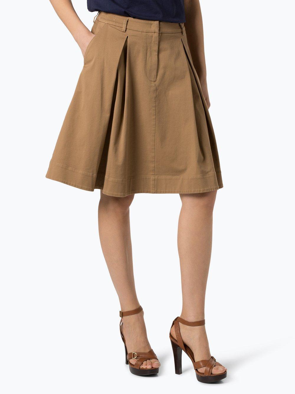 IPURI – Spódnica damska, beżowy Van Graaf 432154-0001-00440