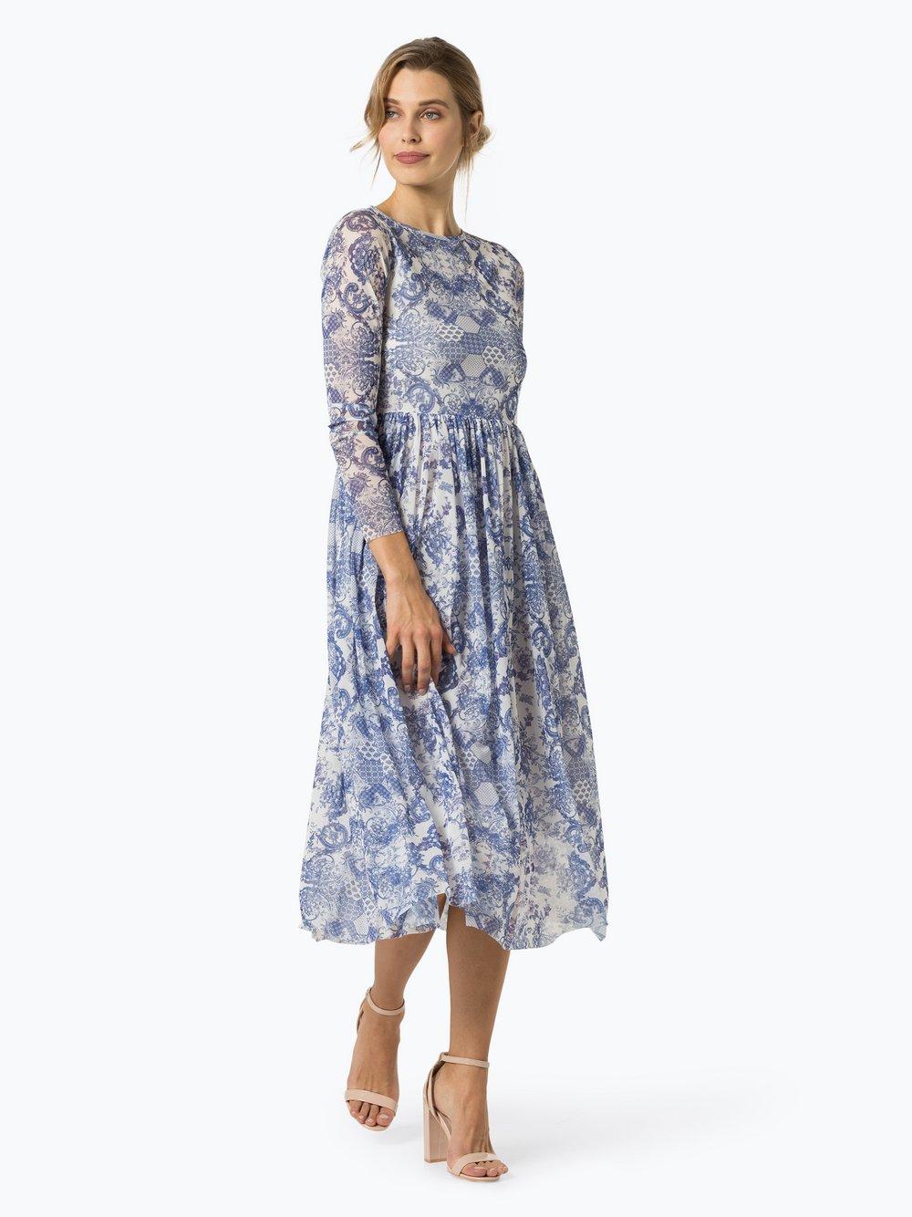 Rich & Royal - Sukienka damska, niebieski