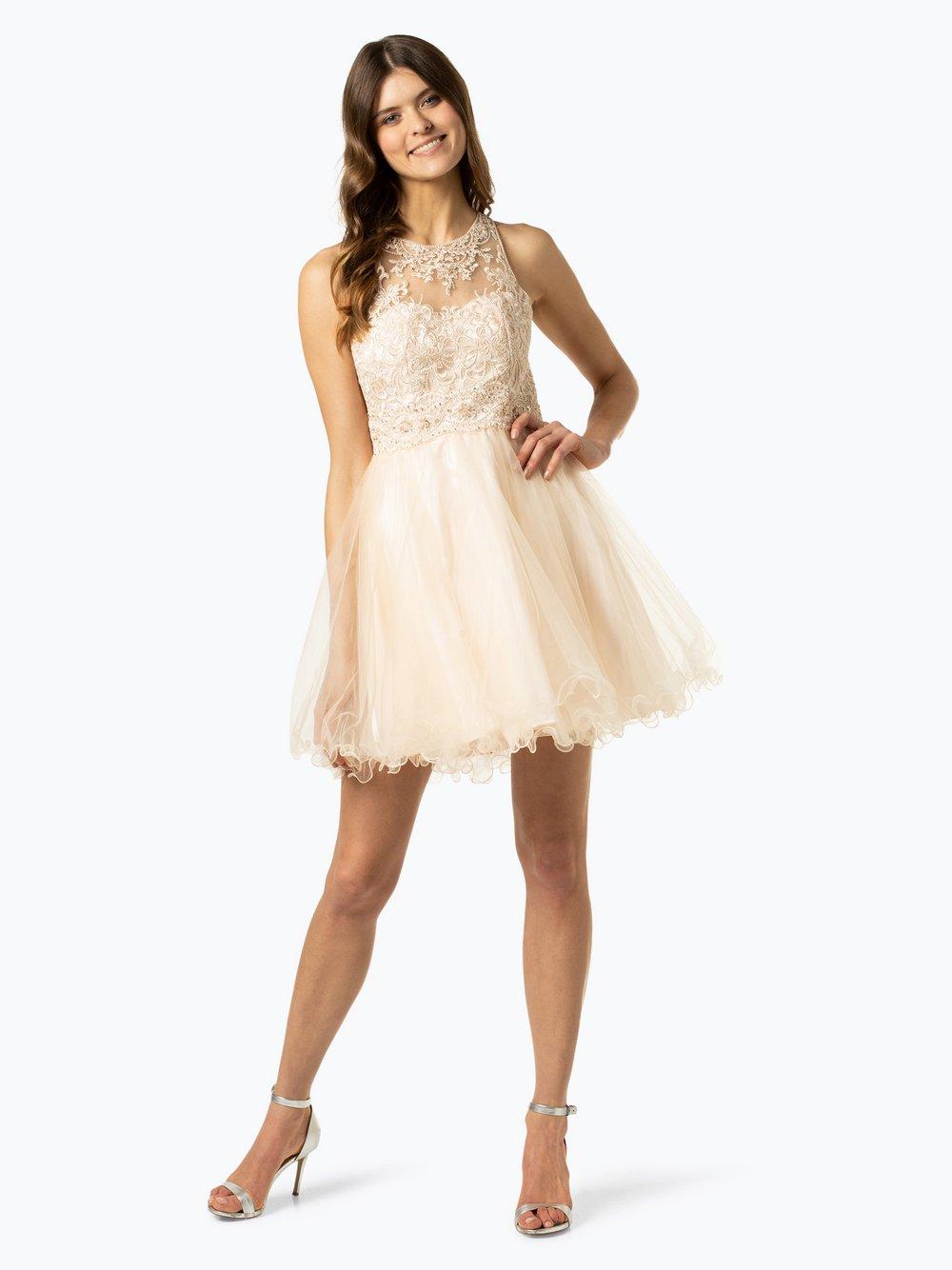 Laona – Damska sukienka wieczorowa, różowy Van Graaf 432620-0002-00380