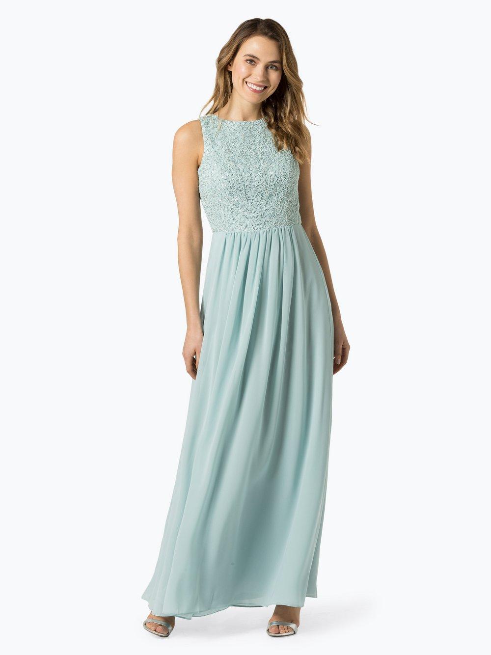 VM – Sukienka damska, zielony Van Graaf 432964-0001