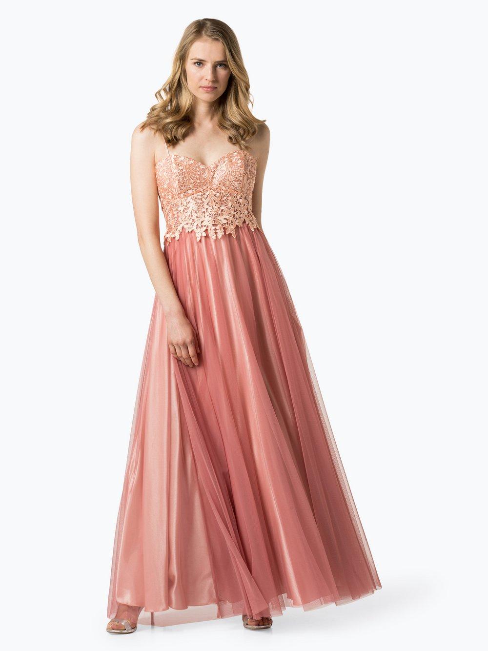 VM – Damska sukienka wieczorowa, różowy Van Graaf 432970-0001-00380
