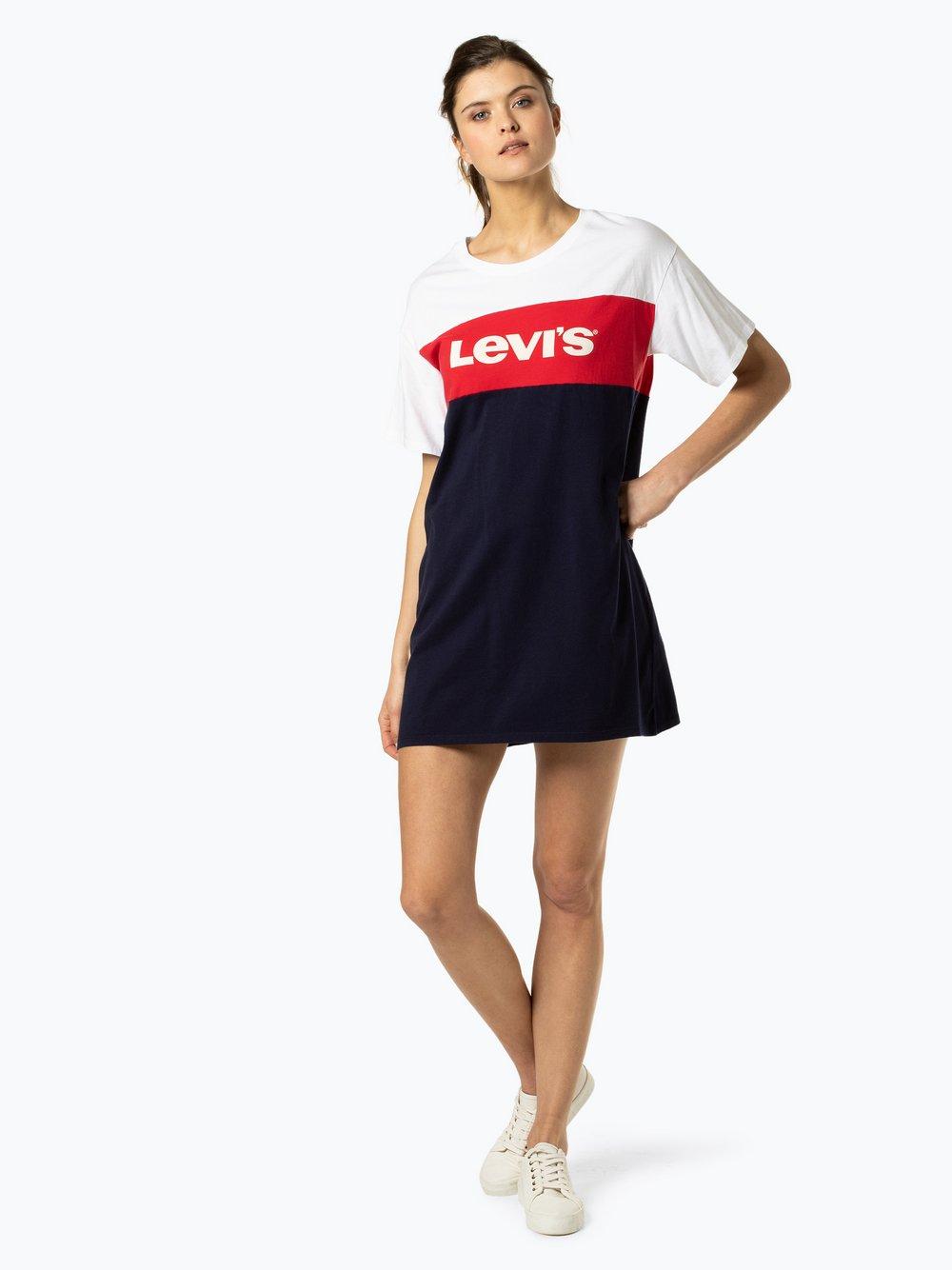 Levi's - Sukienka damska, biały