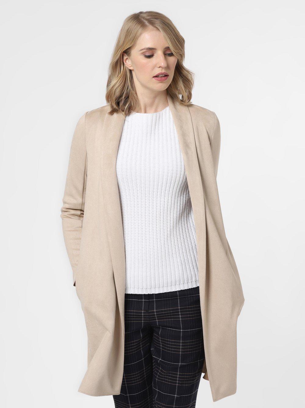 Apriori - Płaszcz damski – Coordinates, beżowy
