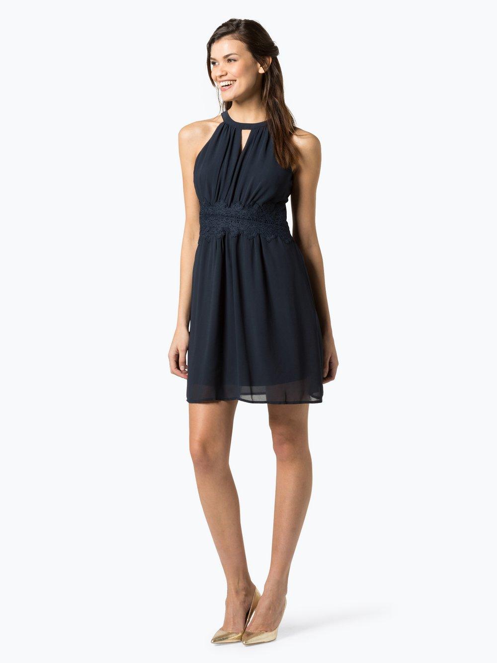 Vila - Damska sukienka wieczorowa – Vimilina, niebieski Vila