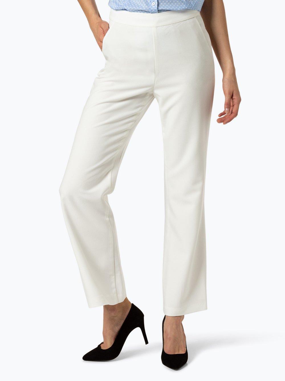 Esprit Collection – Spodnie damskie, beżowy Van Graaf 433762-0001-00400