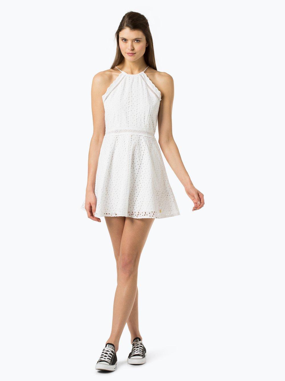 Superdry - Sukienka damska, biały
