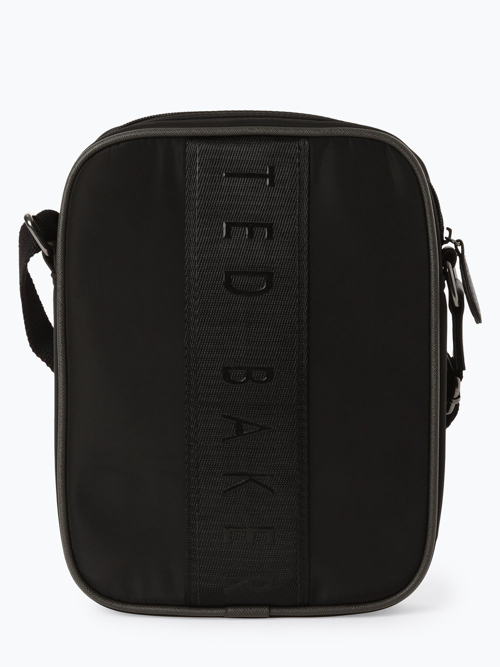 Ted Baker - Męska torebka na ramię, czarny