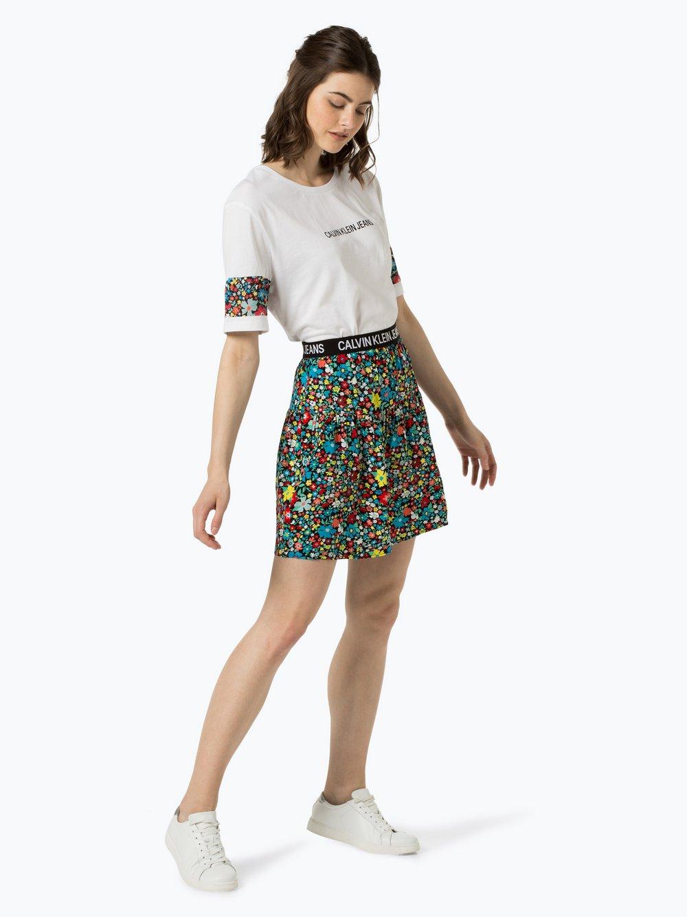 Calvin Klein Jeans - Spódnica damska, wielokolorowy Calvin Klein Jeans
