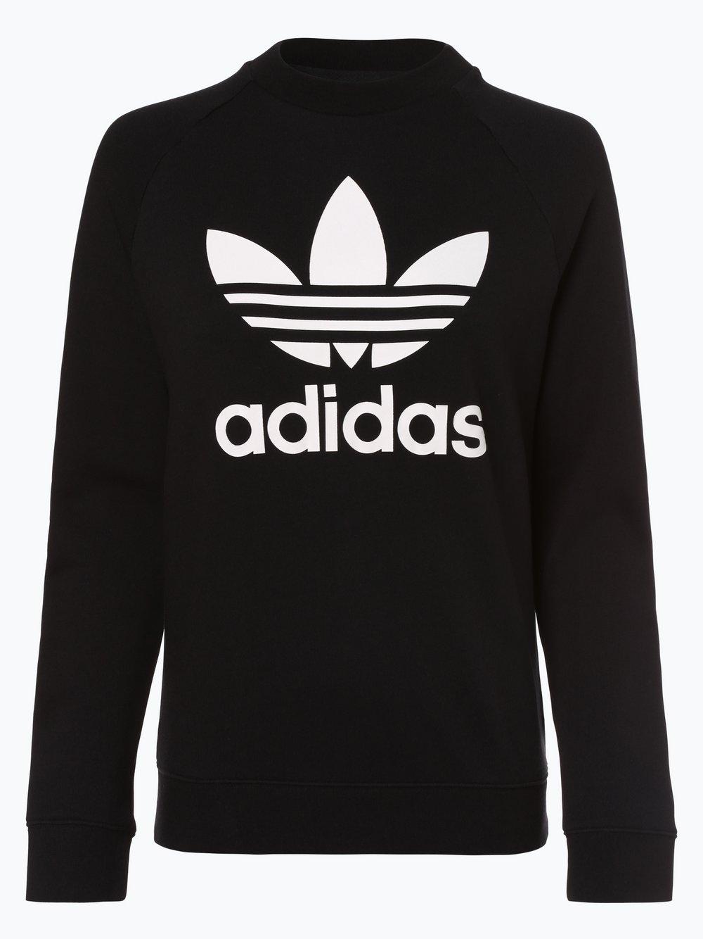 Obraz przedstawiający adidas Originals - Damska bluza nierozpinana, czarny