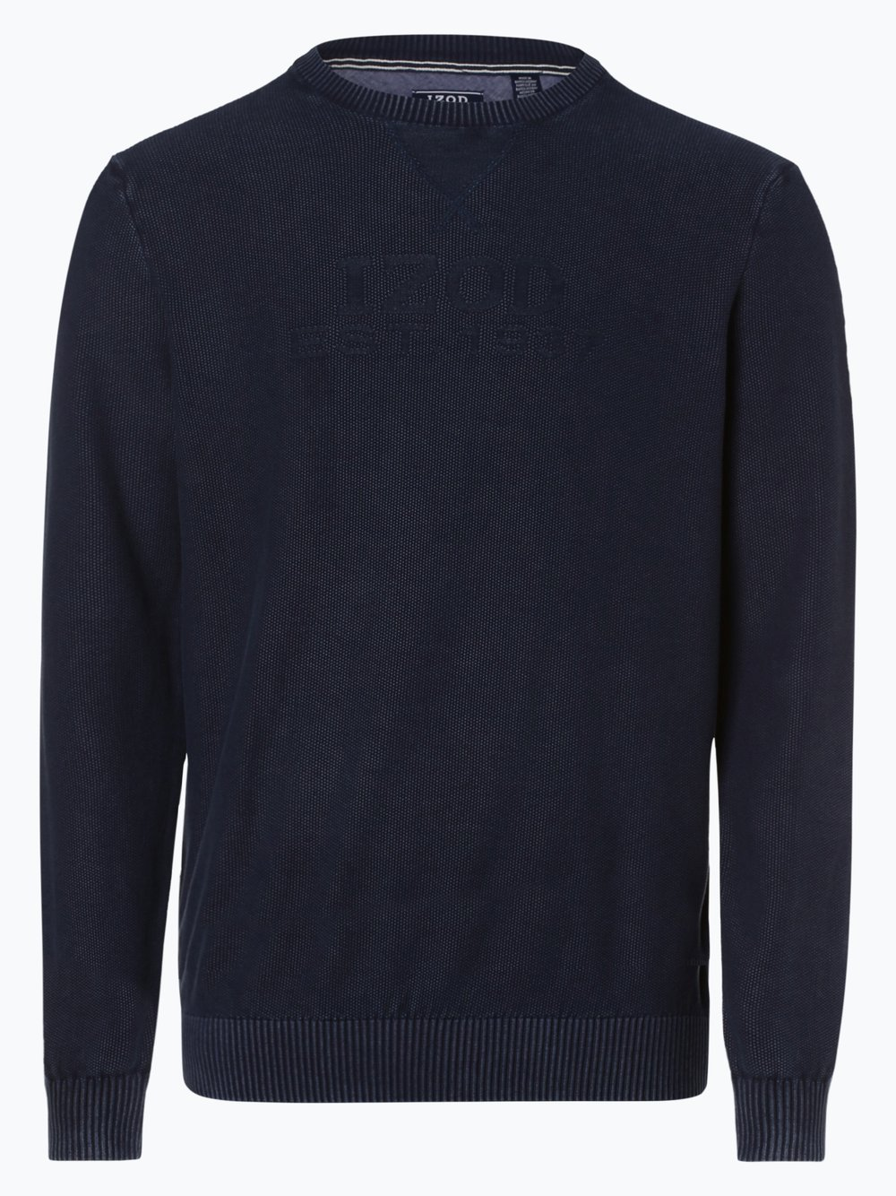IZOD - Sweter męski, niebieski