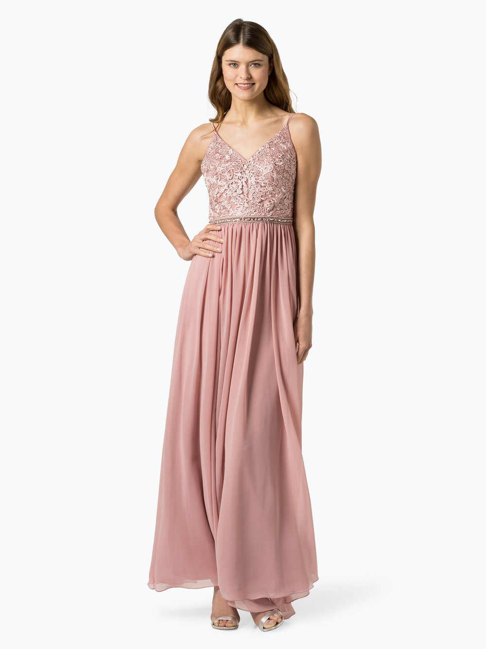 Laona – Damska sukienka wieczorowa, różowy Van Graaf 437549-0001-00340