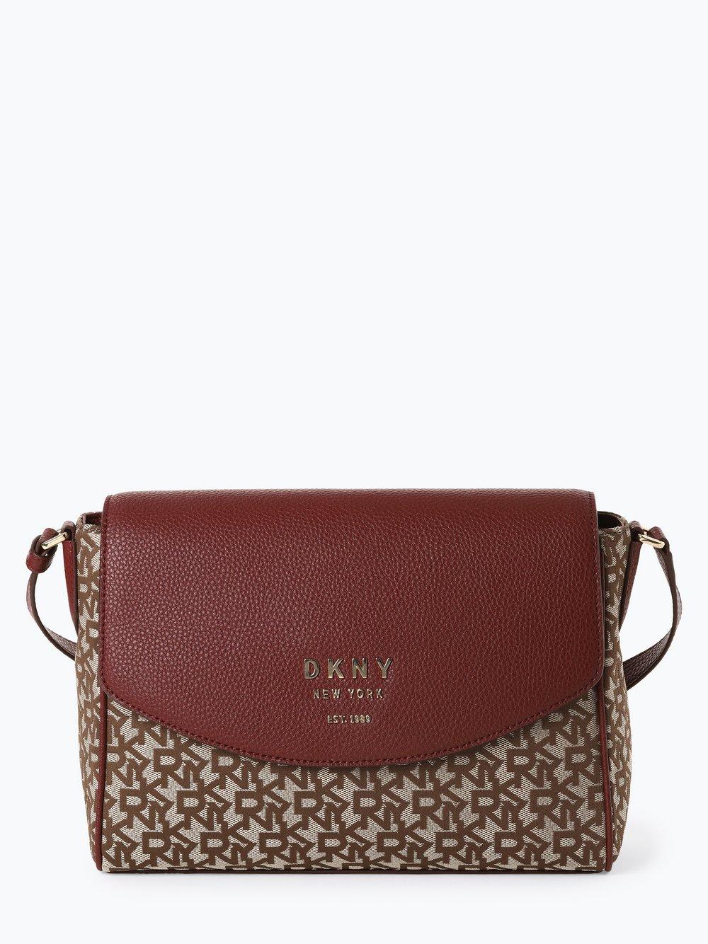 DKNY - Damska torba na ramię – Noho, czerwony