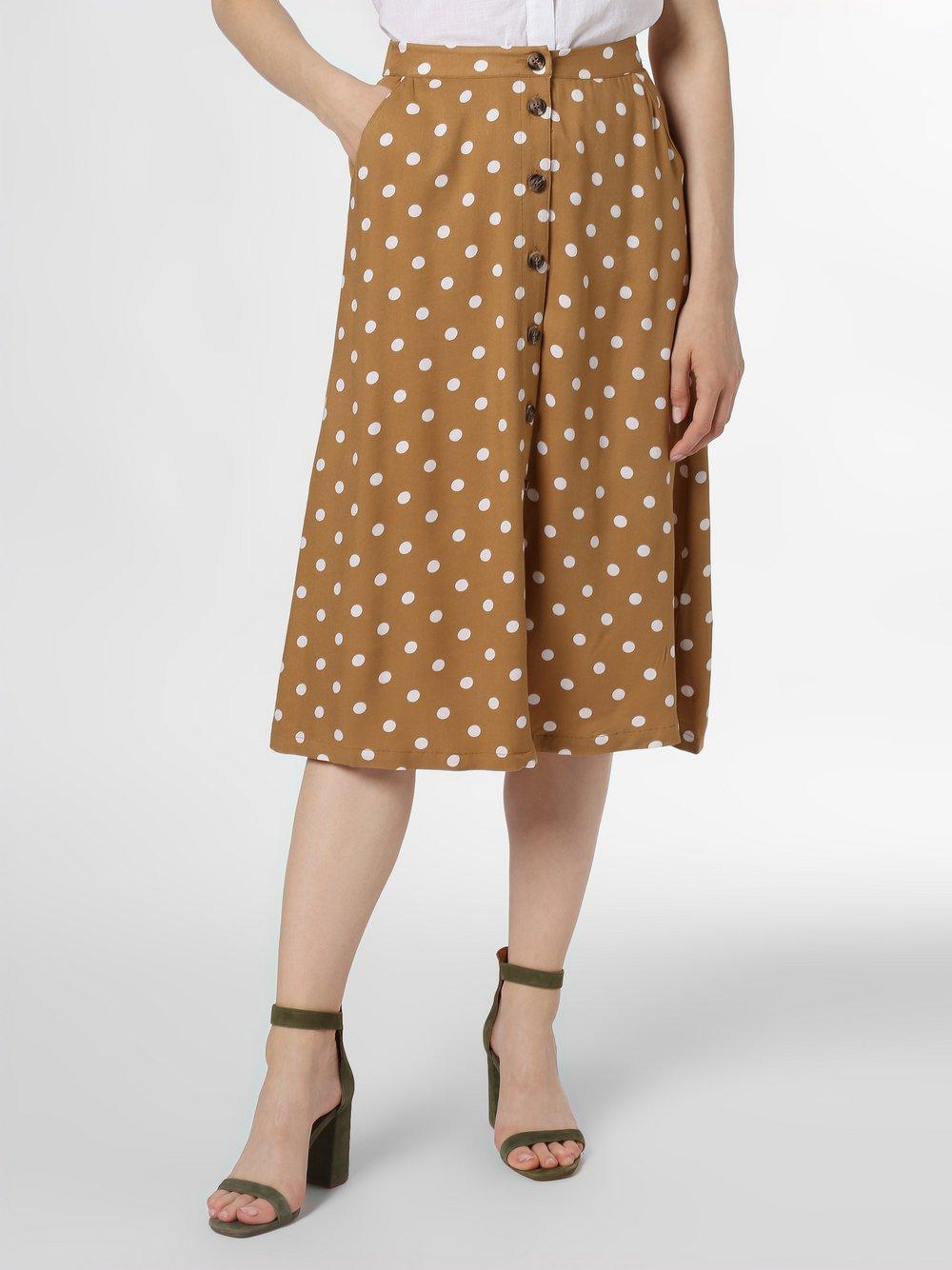 Minimum - Spódnica damska – Sodot, brązowy