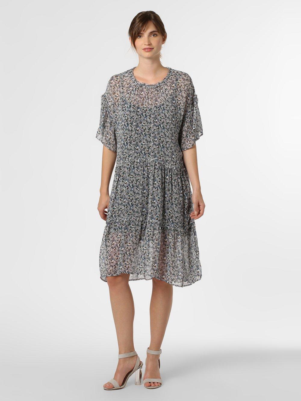 iheart – Sukienka damska, beżowy Van Graaf 438453-0001-09920