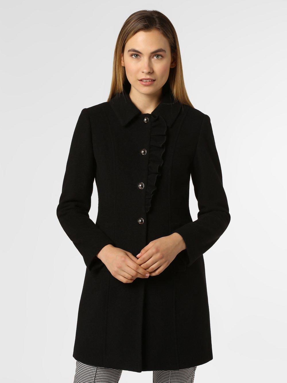 Liu Jo Collection - Płaszcz damski, czarny