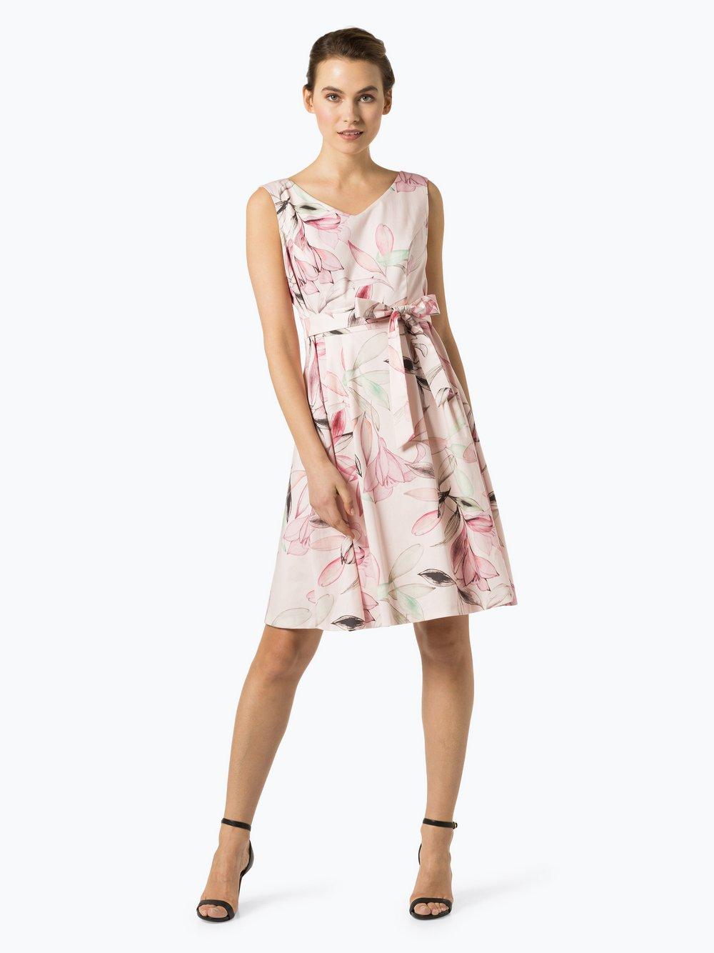 comma - Sukienka damska, różowy