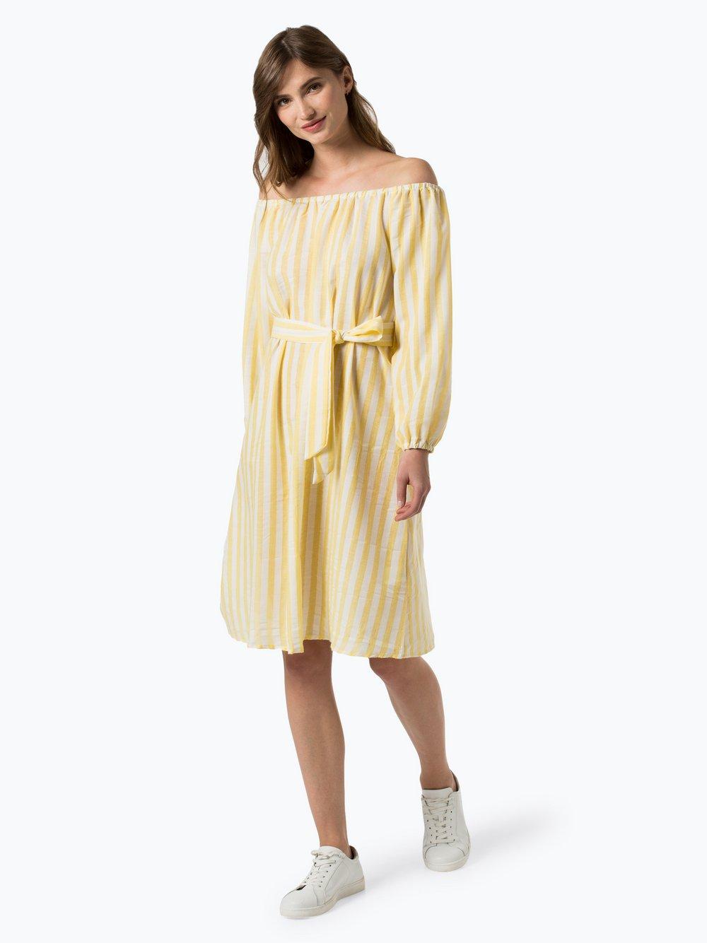 NA-KD - Sukienka damska, żółty