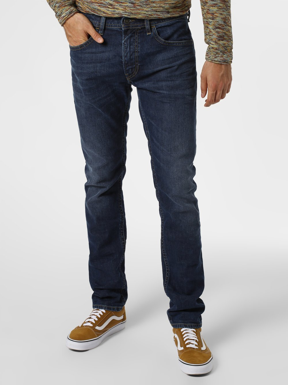 Diesel - Jeansy męskie, niebieski