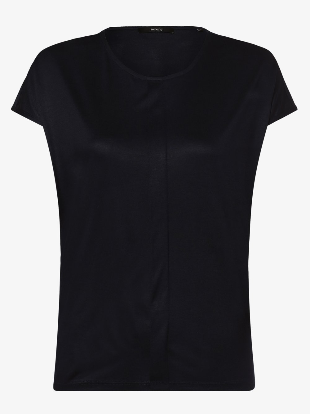 Someday - T-shirt damski – Kusana, niebieski