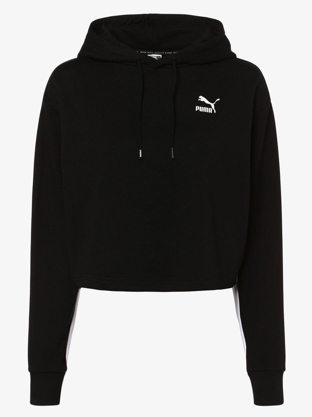 Puma - Damska bluza nierozpinana, czarny